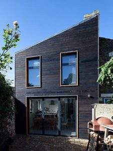 London Town House Charred Cedar 2
