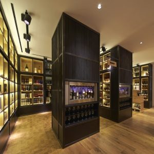 contemporary-wine-cellar