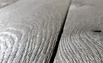 Charred Oak Cladding