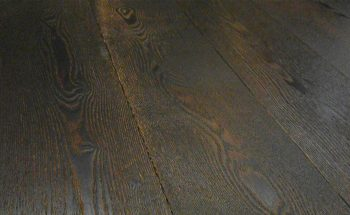 Charred Oak Flooring