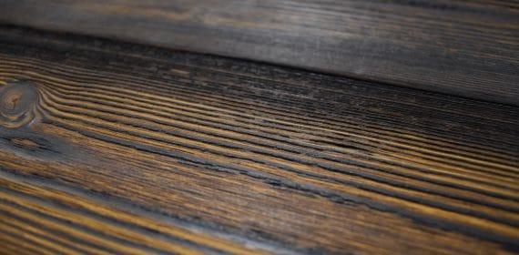 Kebony timber Scotts charred Kenchiku swatch
